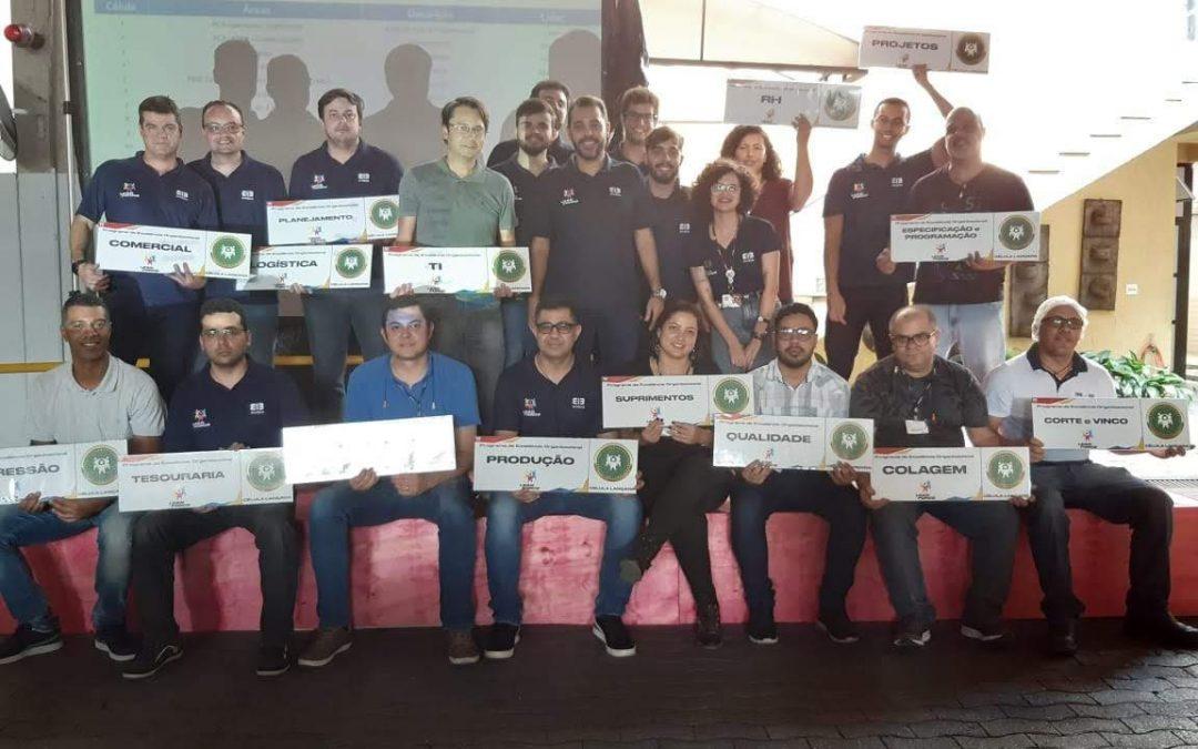 OS PILARES DO LEAN FORCE, PROGRAMA DE EXCELÊNCIA ORGANIZACIONAL DA EMIBRA